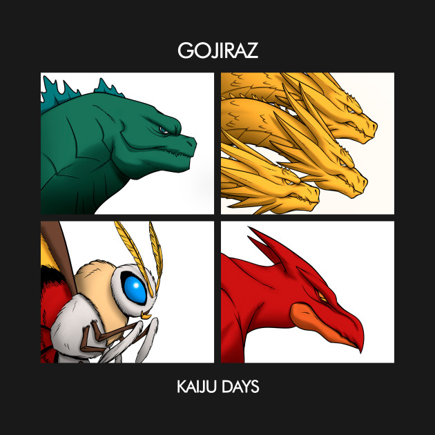 Gojiraz - Kaiju Days
