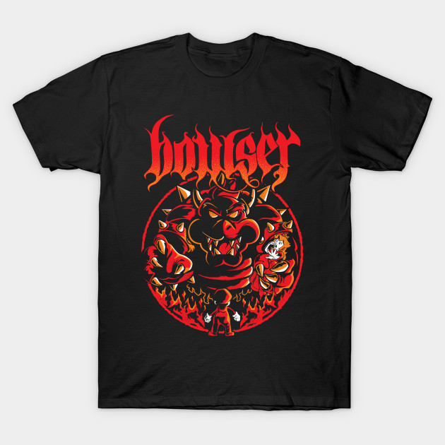 Great Demon Bowser T-Shirt