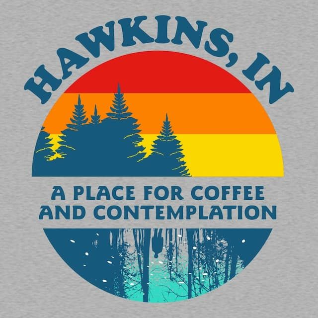 HAWKINS, IN - A Place for Coffee and Contemplation