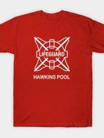 Hawkins Lifeguard T-Shirt