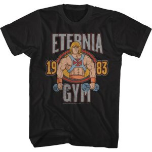 He-Man Eternia Gym