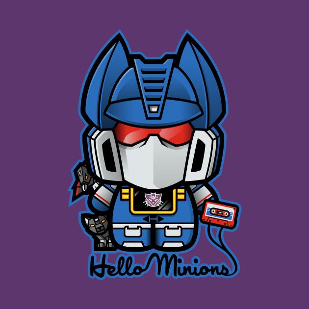 Hello Minions