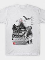 Hero's Awakening Sumi-e T-Shirt