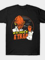 In A Trap T-Shirt