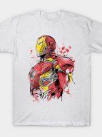 Iron Watercolor T-Shirt