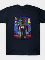 Kaiju Tin Toy T-Shirt