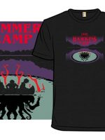 Lake Hawkins Summer Camp T-Shirt