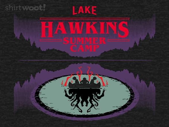 Lake Hawkins Summer Camp