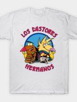 Los Castores Hermanos T-Shirt