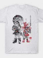 Majora's Sumi-e T-Shirt