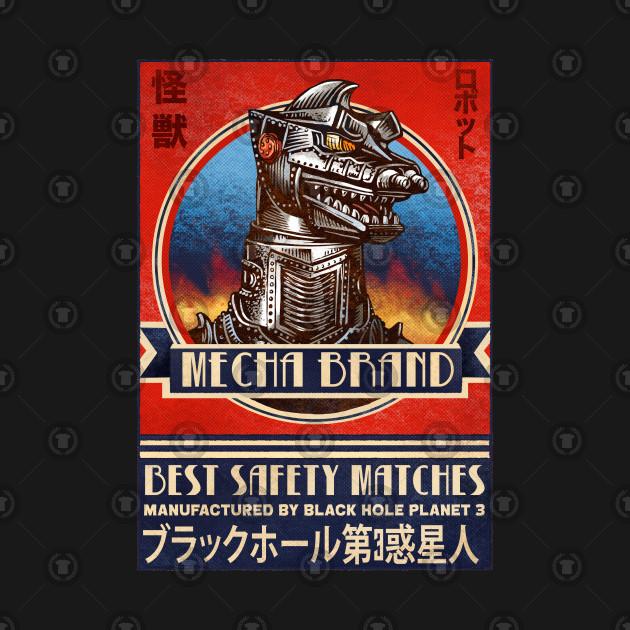 Mecha Brand - Best Safety Matches