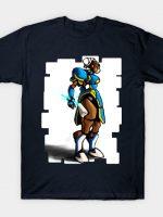 Mecha Chun Li 02 T-Shirt