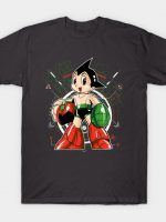 Mega Astro Rock Boy Man T-Shirt