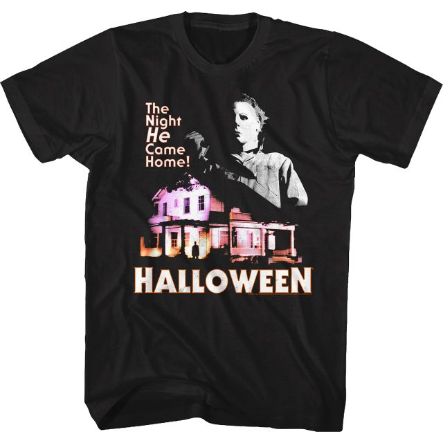 Michael Myers Came Home