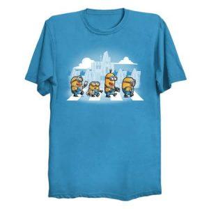 Minions road T-Shirt