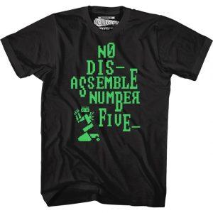 No Disassemble