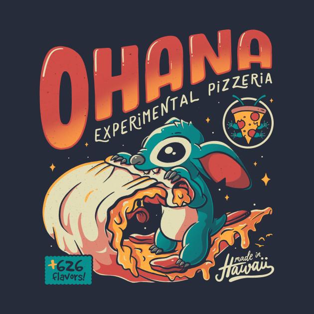 Ohana Experimental Pizzeria