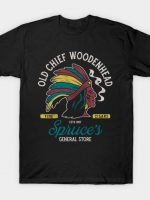 Old Chief Woodenhead T-Shirt