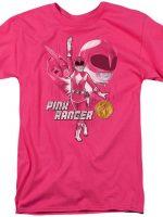 Pink Ranger T-Shirt