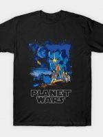 Planet Wars T-Shirt