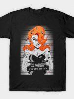 Pretty Poisonous Prisoner T-Shirt