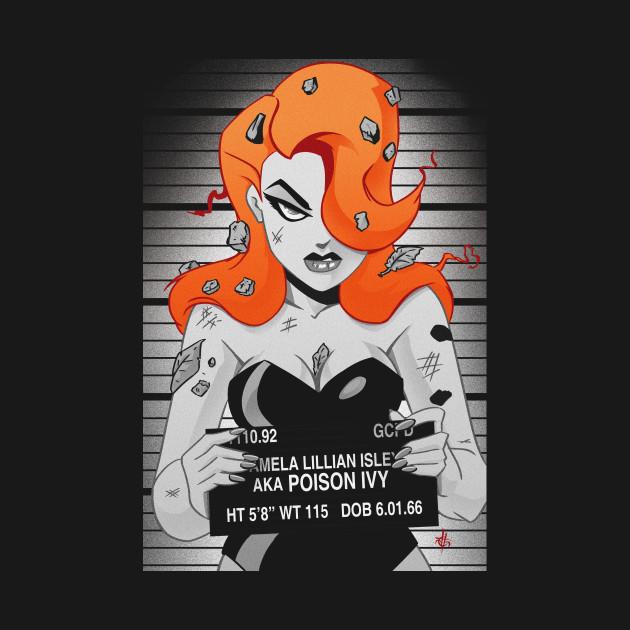 Pretty Poisonous Prisoner