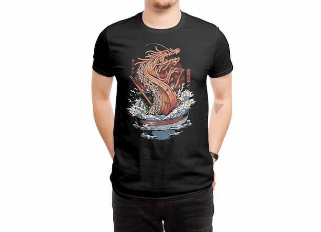 RAMEN DRAGON T-Shirt