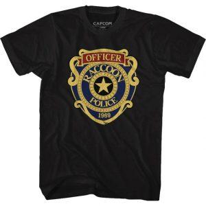 Raccoon City Police Badge