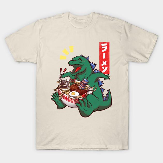 Godzilla Ramen T-Shirt