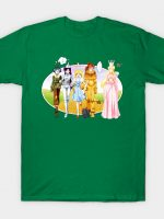 Sailor Moon - Wizard of Oz T-Shirt