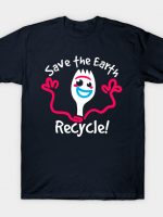 Save the earth recycle T-Shirt