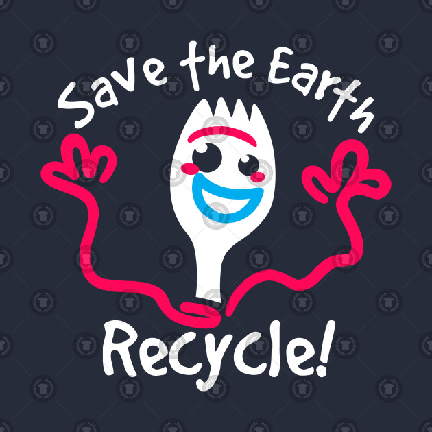 Save the Earth Recycle!