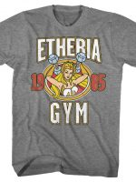She-Ra Etheria Gym T-Shirt