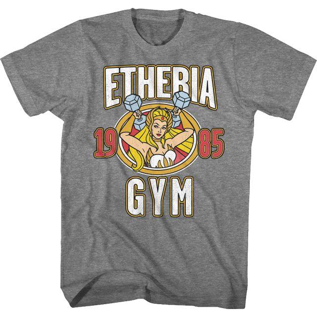 She-Ra Etheria Gym