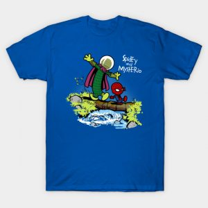 Spidey and Mysterio T-Shirt
