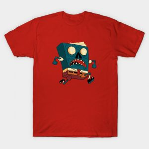 Spongebook Deadpants T-Shirt