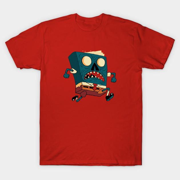 Spongebook Deadpants T-Shirt