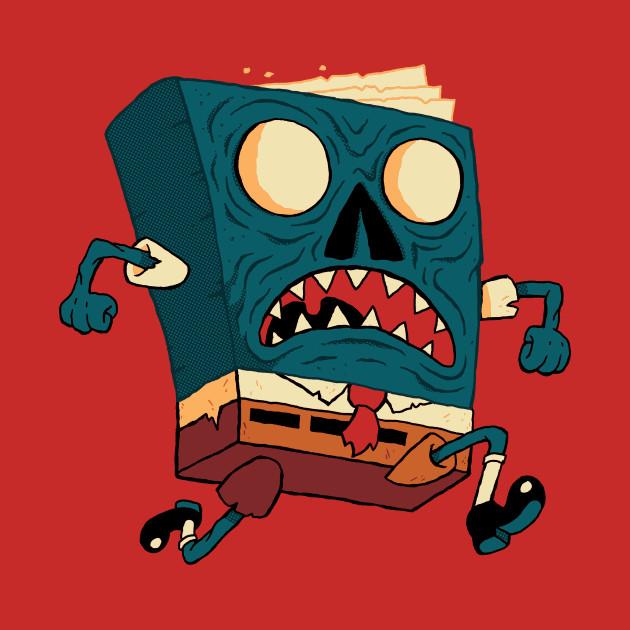 Spongebook Deadpants
