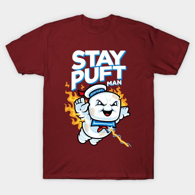 Stay Puft Man T-Shirt