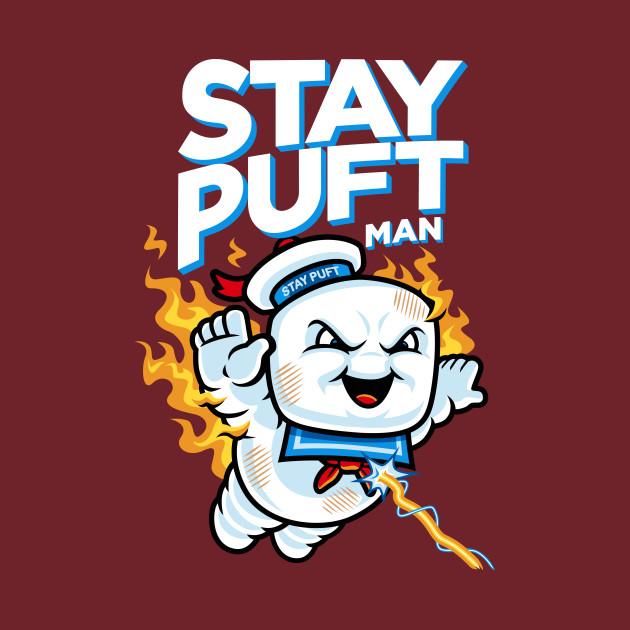 Stay Puft Man