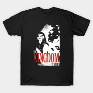 THE KINGDOM IS YOURS