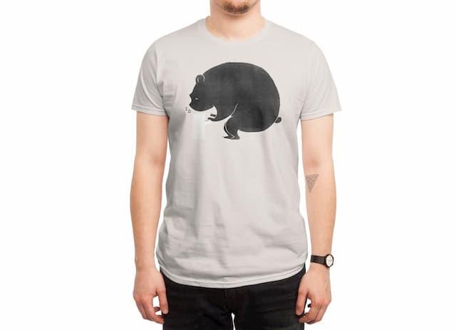 Bear Playing Piano T-Shirt