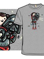 The Dark Side of Hiking T-Shirt