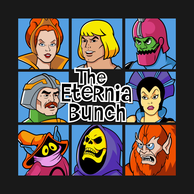 The Eternia Bunch
