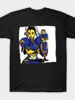 The Kicking Queen T-Shirt