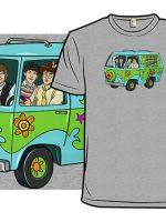 The Magic Mystery Machine T-Shirt