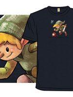 The Mighty Hylian T-Shirt