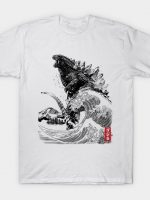 The Rise of Gojira T-Shirt