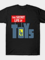 The Secret life of toys T-Shirt