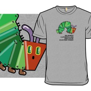 The Very Hungry Caterpillar T-Shirt
